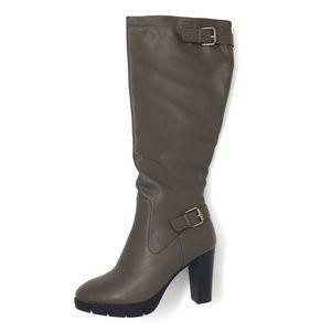 NWOT Charlotte Russe Tall Platform Boots